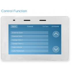 Touch Screen Keypads for Runner 4/8 and 8/16